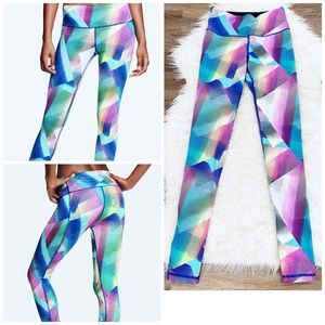[VS] VSX Sport Colorful Print Knockout Leggings